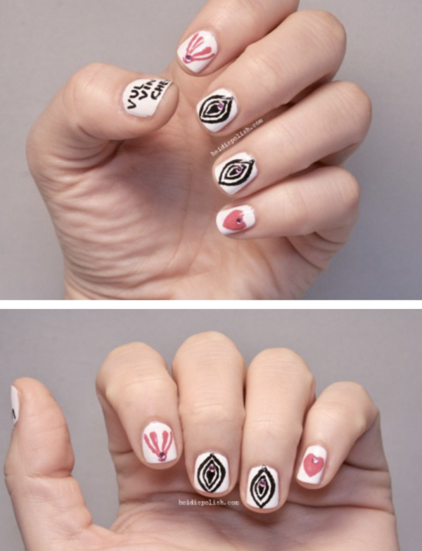 Nail Art Design Heidispolish