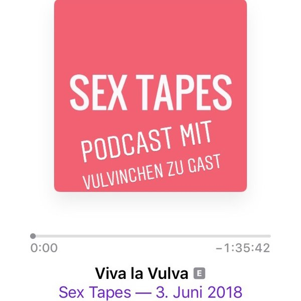 Viva la Vulva Sextapes Podcast